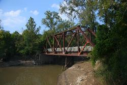 katy trail missouri missouri river bridge
